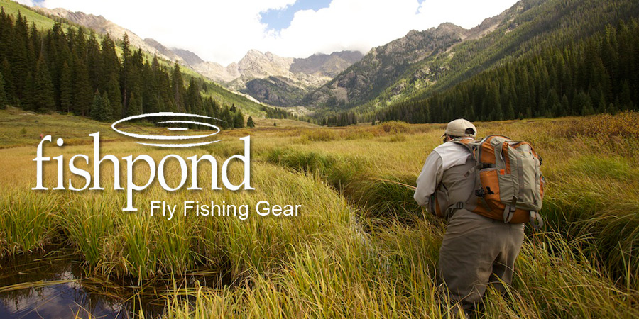 Fishpond fly fishing gear guide free ground shipping for Free fishing stuff
